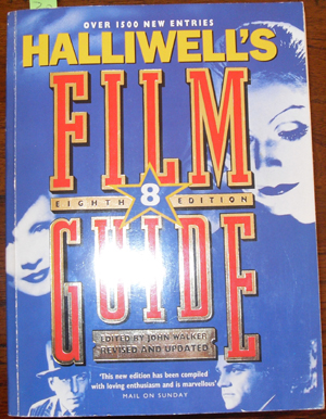 Image for Halliwell's Film Guide