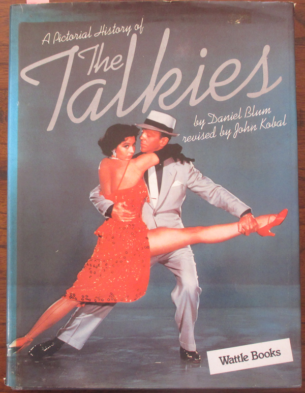 Image for Pictorial History of the Talkies, A