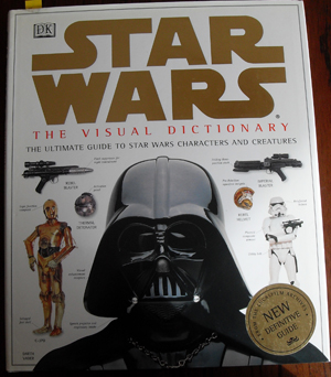 Image for Star Wars: The Visual Dictionary - The Ultimate Guide to Star Wars Characters and Creatures