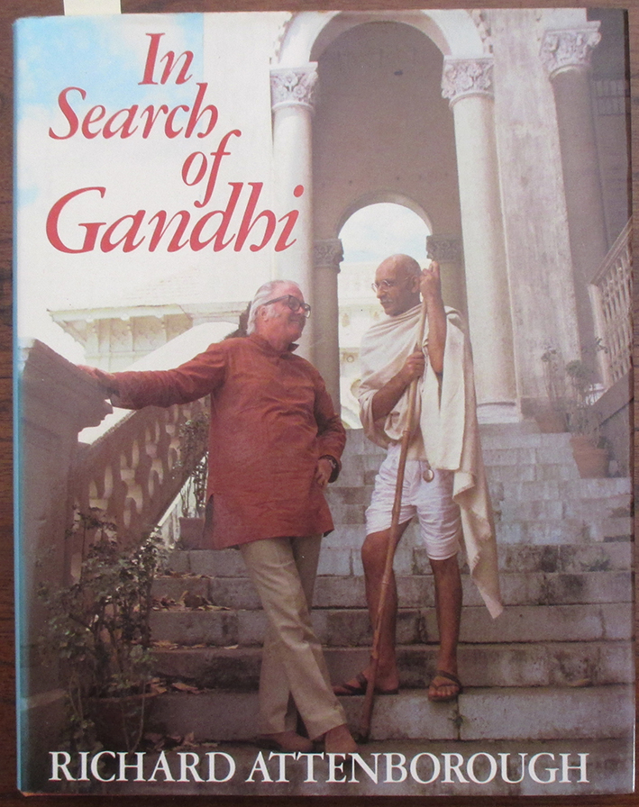 Image for In Search of Gandhi