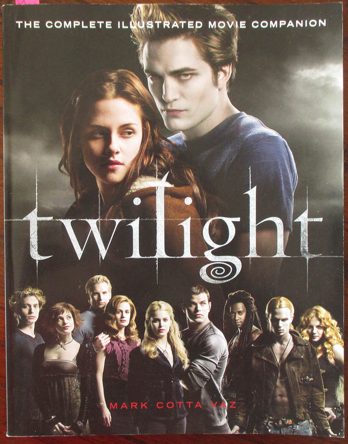 Image for Twilight: The Complete Illustrated Movie Companion