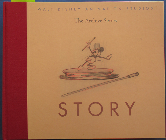 Image for Story: The Archive Series (Walt Disney Animation Studios)