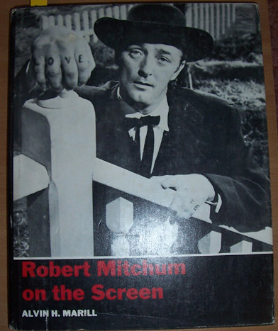 Image for Robert Mitchum on the Screen