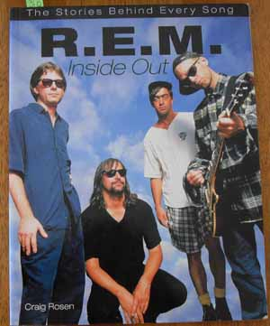 Image for R.E.M. Inside Out: The Stories Behind Every Song