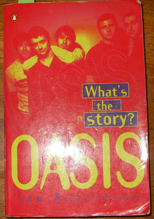 Image for What's the Story? Oasis