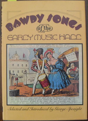 Image for Bawdy Songs of the Early Music Hall
