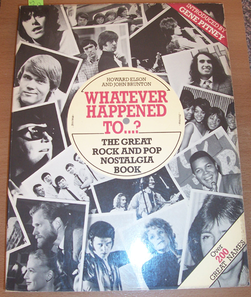 Image for Whatever Happened to.? The Great Rock and Pop Nostalgia Book