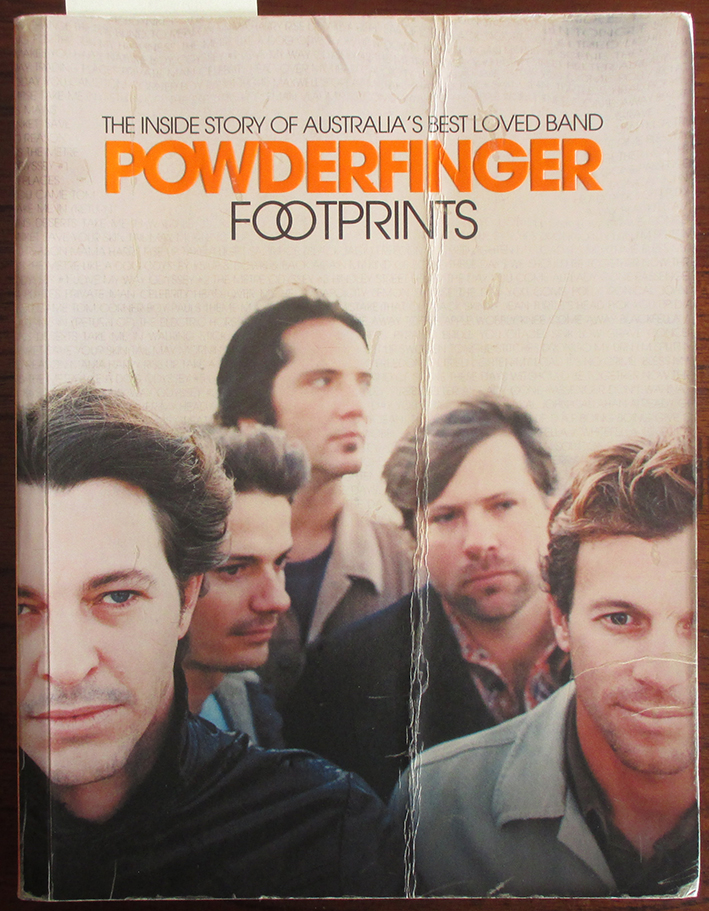 Image for Footprints: Powderfinger - The Inside Story of Australia's Best Loved Band