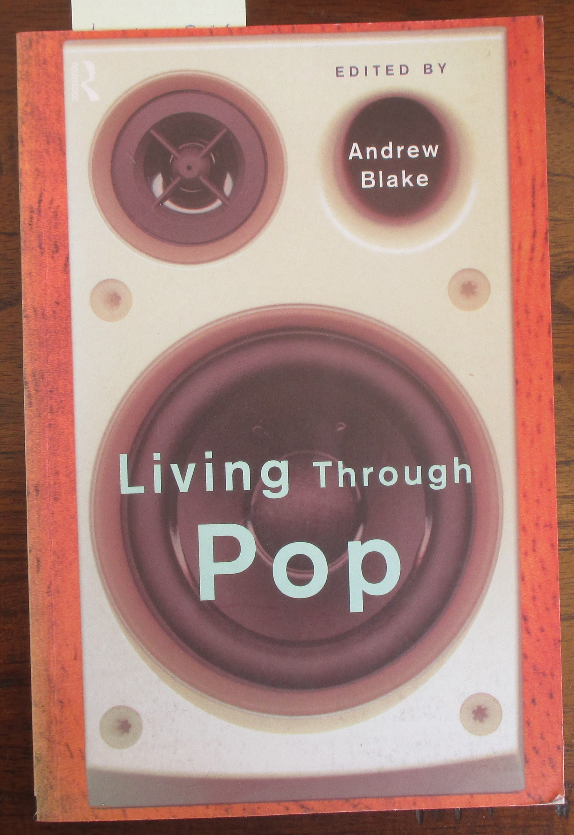 Image for Living Through Pop