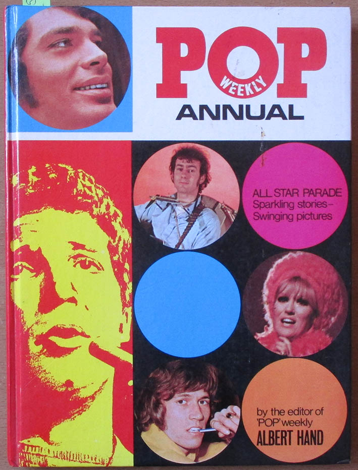 Image for Pop Weekly Annual 1970