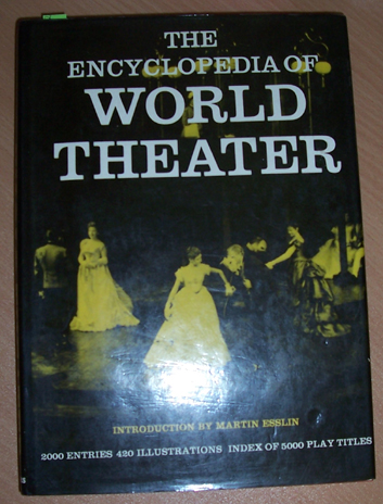 Image for Encyclopedia of World Theater, The