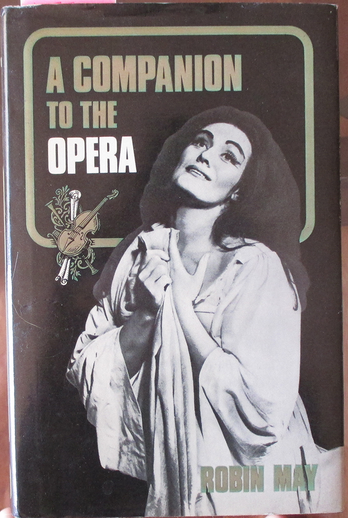 Image for Companion to the Opera, A