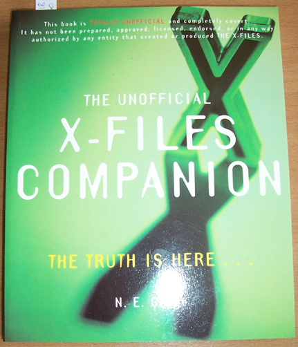 Image for Unofficial X-Files Companion, The