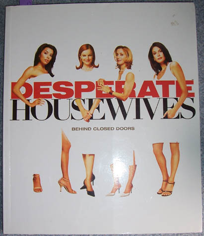 Image for Desperate Housewives: Behind Closed Doors