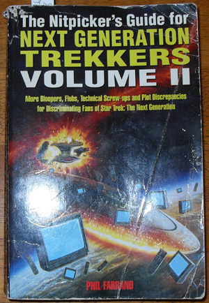 Image for Nitpicker's Guide for Next Generation Trekkers Volume 2, The