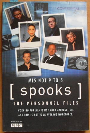 Image for Spooks: The Personnel Files