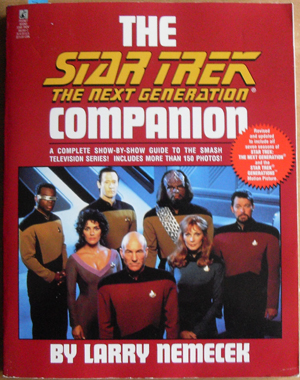 Image for Star Trek The Next Generation Companion, The