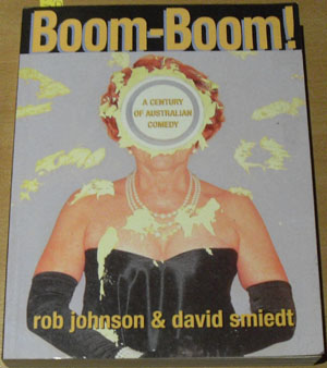 Image for Boom-Boom! A Century of Australian Comedy