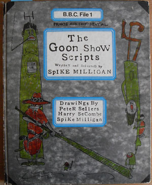 Image for Goon Show Scripts, The: B.B.C. File 1