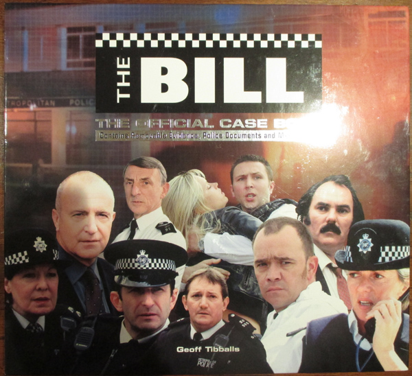 Image for Bill, The: The Official Case Book: Contains Removable Evidence, Police Documents and Memorabilia