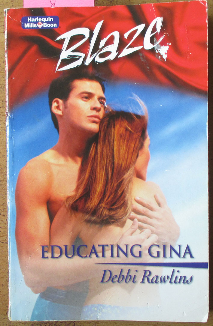 Image for Educating Gina (Blaze)