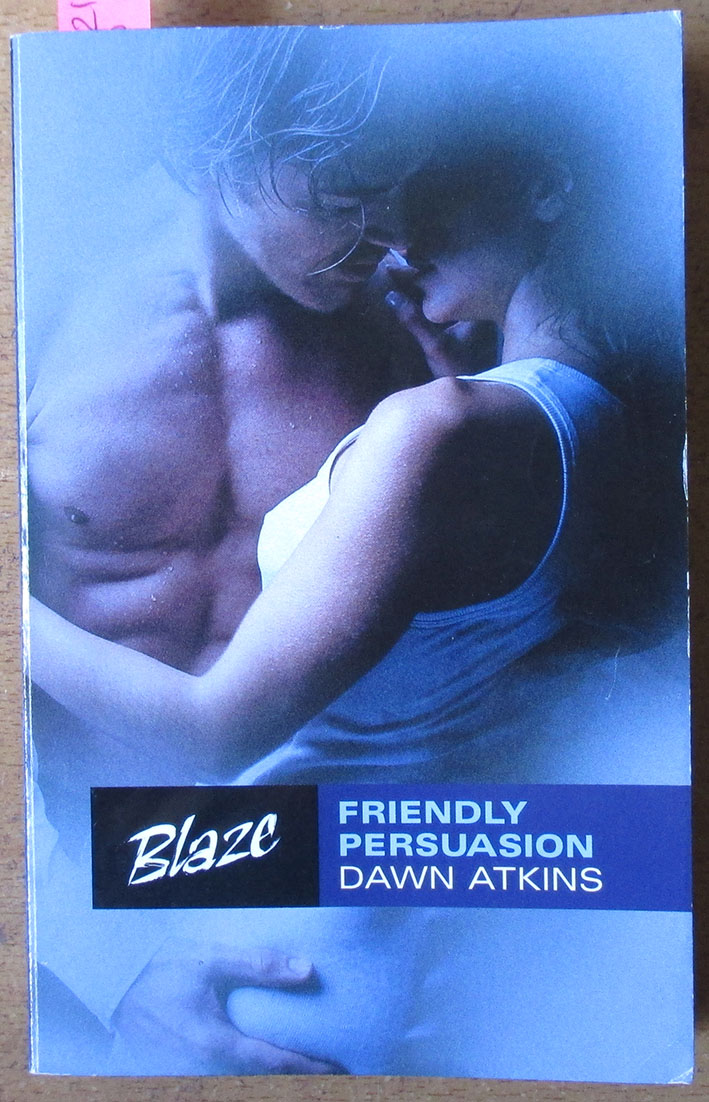 Image for Friendly Persuasion (Blaze)