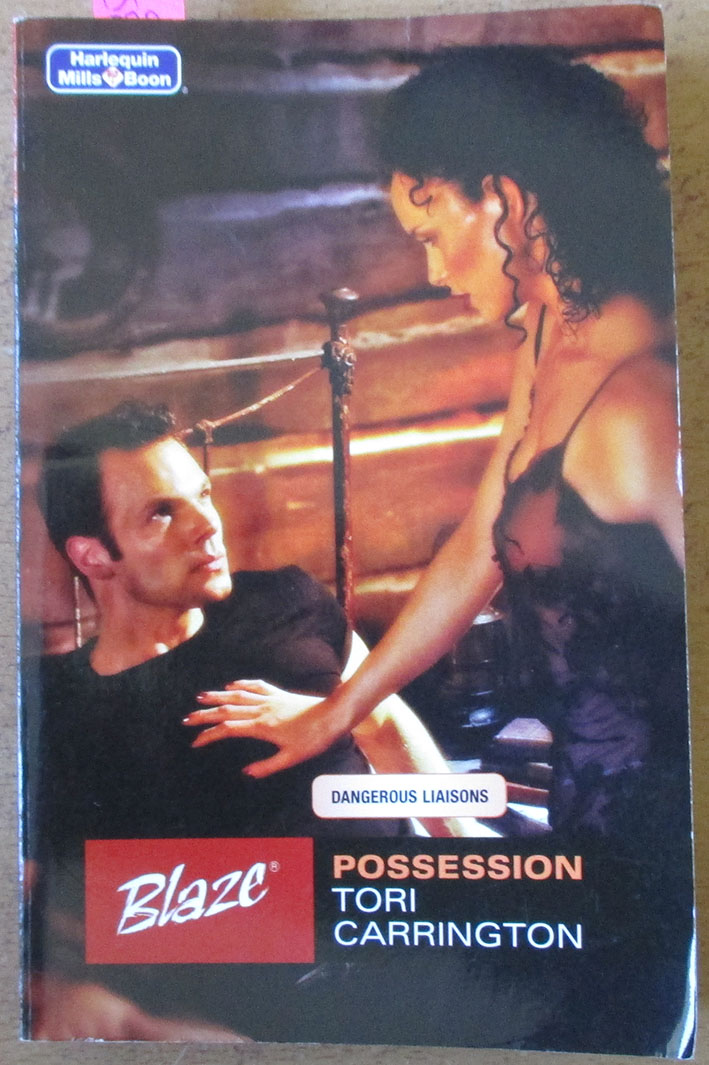 Image for Possession (Blaze)