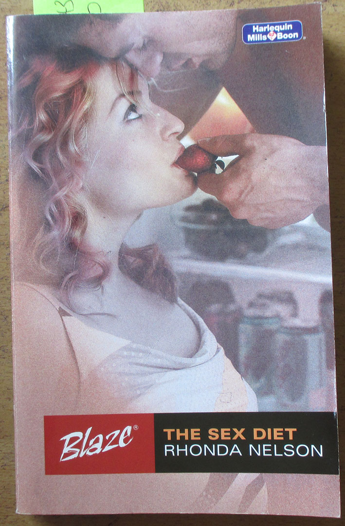 Image for Sex Diet, The (Blaze)