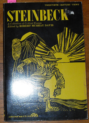 Image for Steinbeck: A Collection of Critical Essays