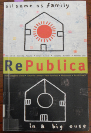 Image for Republica: All Same As Family in a Big 'ouse (Issue 1)