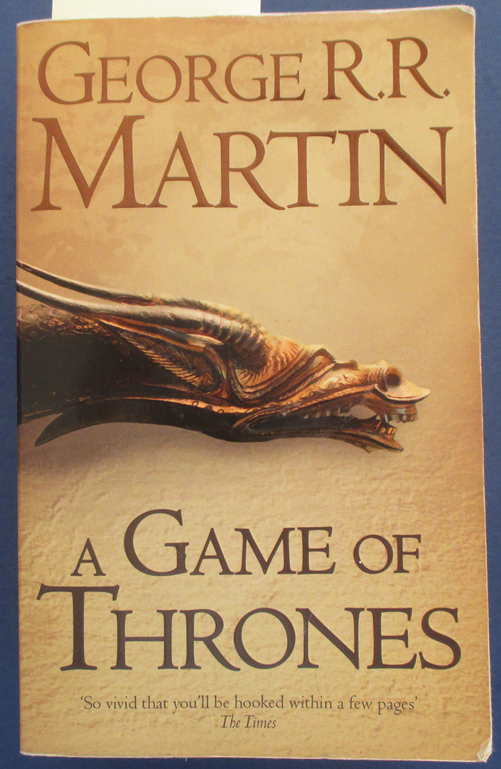 Image for Games of Thrones, A: A Song of Ice and Fire (Book #1)
