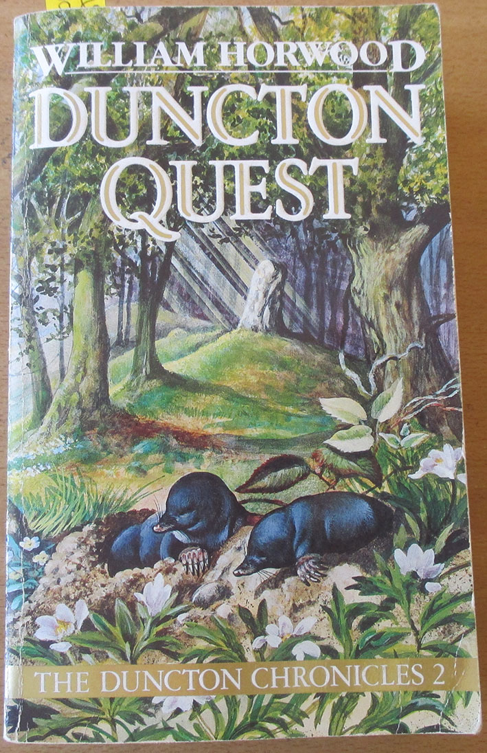 Image for Duncton Quest: The Duncton Chronicles #2