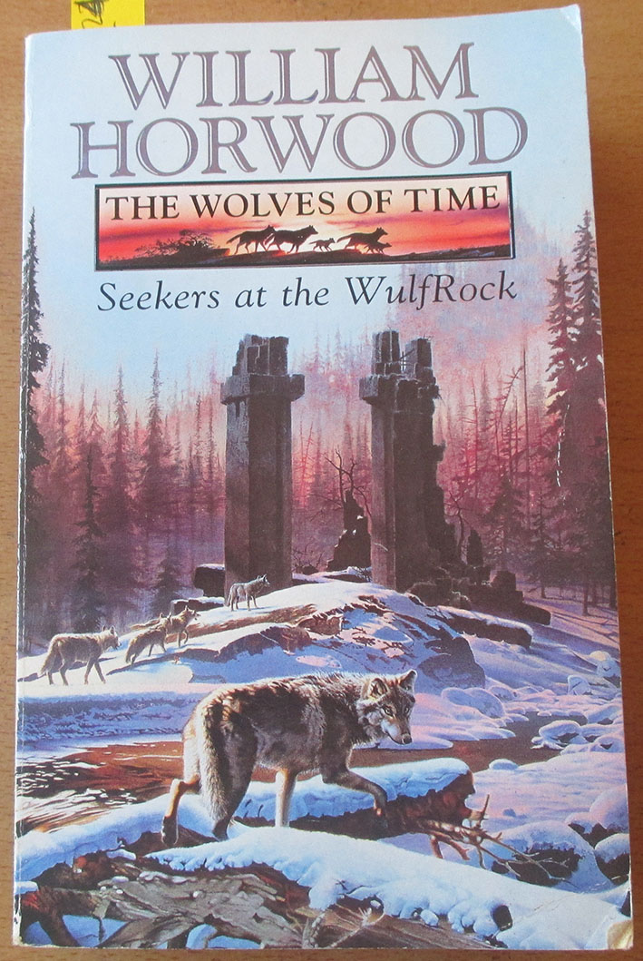 Image for Seekers at WulfRock: The Wolves of Time #2
