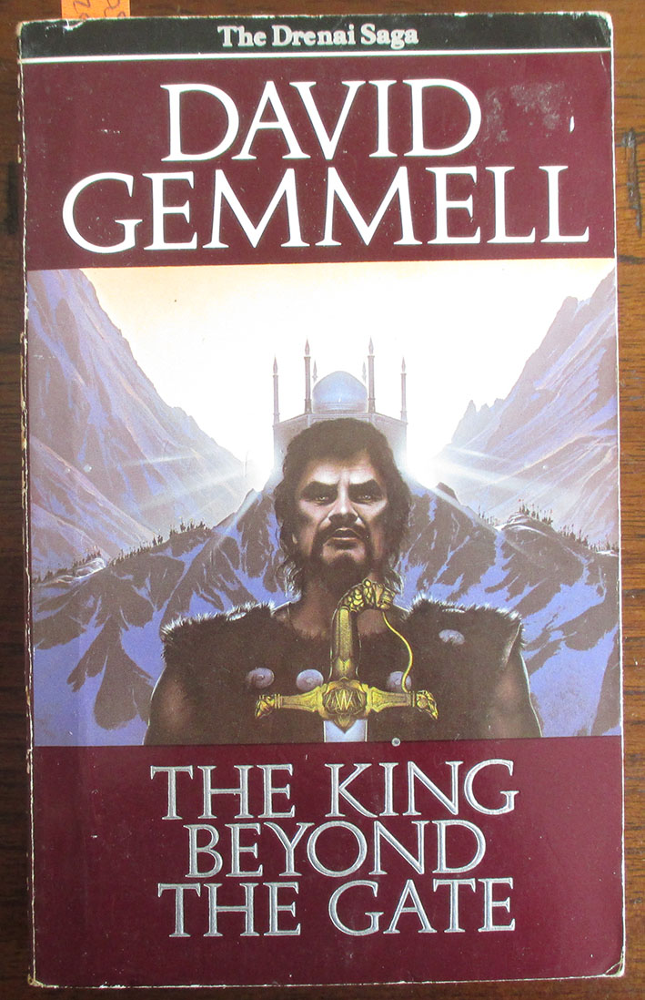 Image for King Beyond the Gate, The (A Drenai Novel)