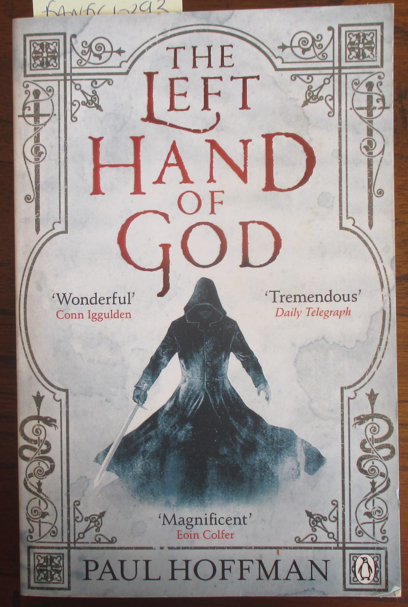 Image for Left Hand of God, The: The Left Hand of God Trilogy (#1)