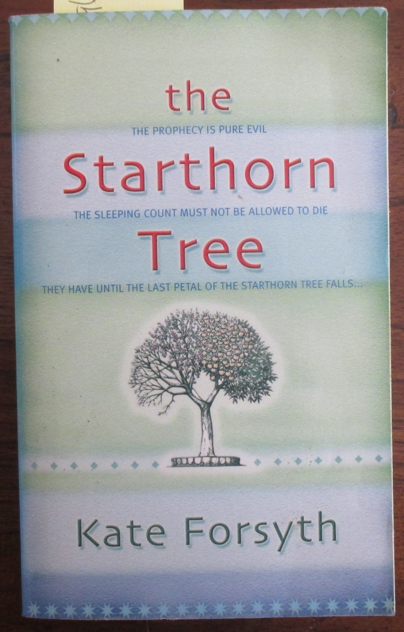 Image for Starthorn Tree, The: The Chronicles of Estelliana (#1)