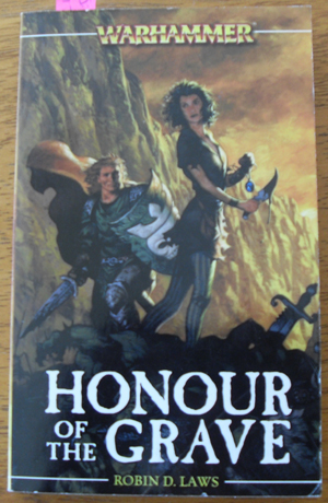 Image for Honour of the Grave (Warhammer)