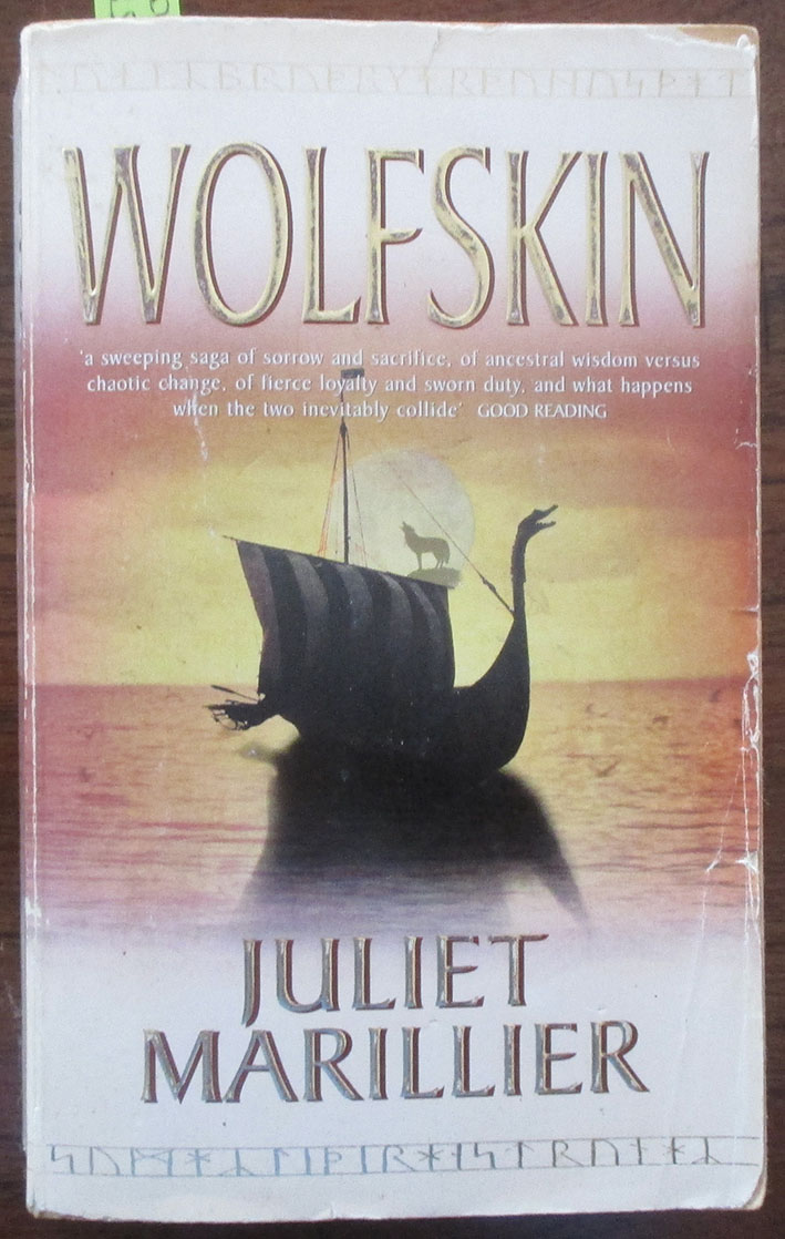 Image for Wolfskin: Saga of the Light Isles (#1)