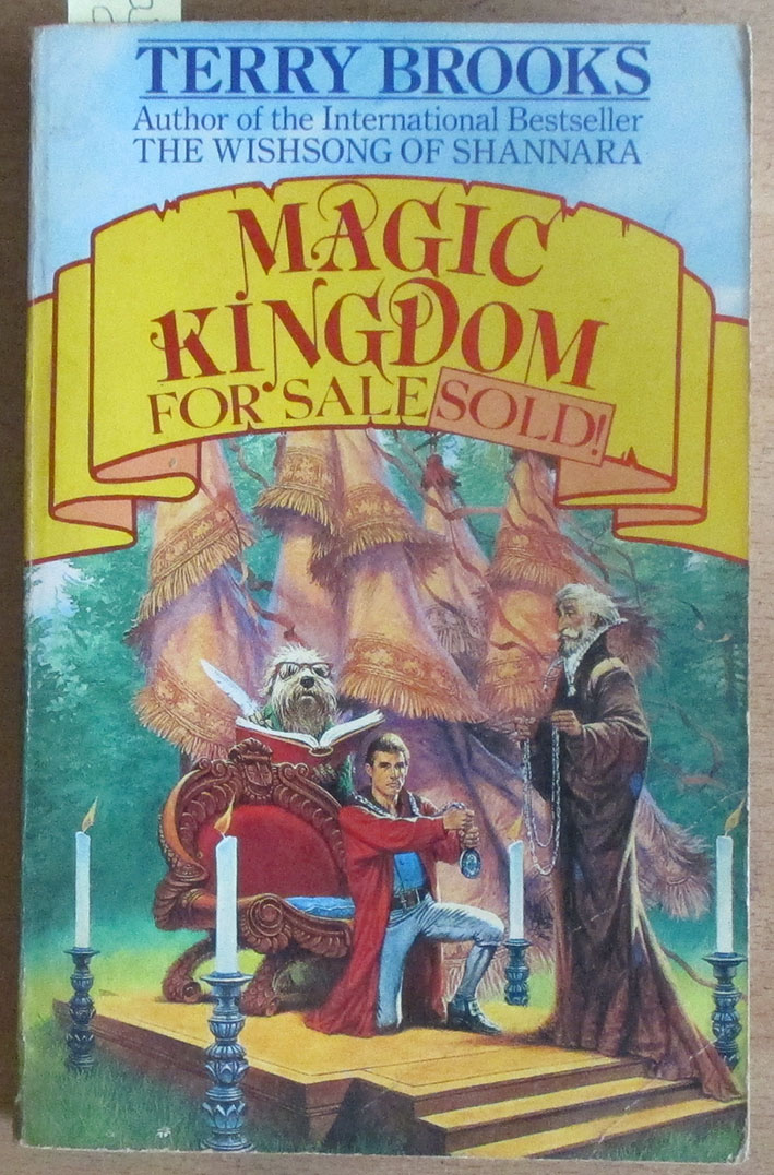 Image for Magic Kingdom For Sale SOLD! A Magic Kingdom of Landover Novel (#1)