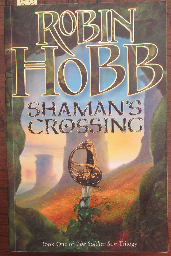 Image for Shaman's Crossing: The Solider Son Trilogy (#1)
