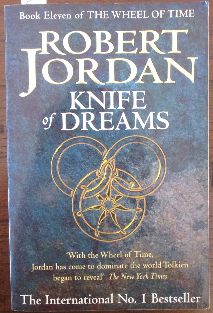Image for Knife of Dreams: The Wheel of Time (#11)