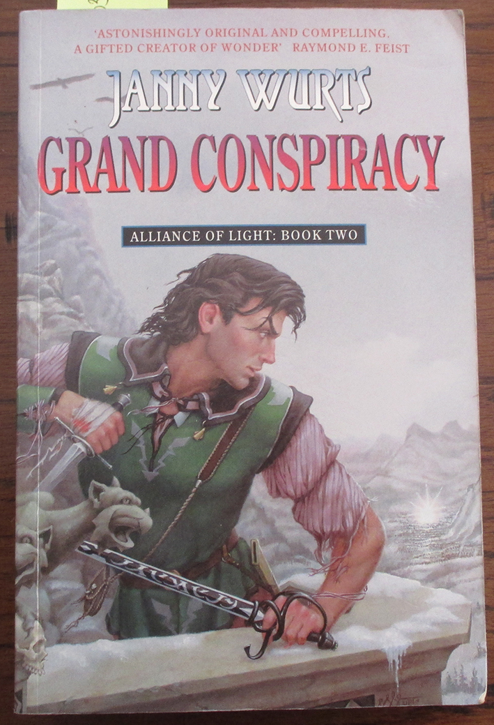 Image for Grand Conspiracy: Alliance of Light (Book 2)
