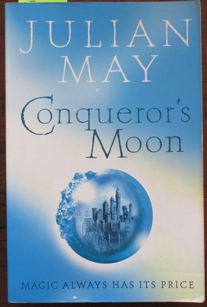 Image for Conqueror's Moon: The Boreal Moon Tale (#1)