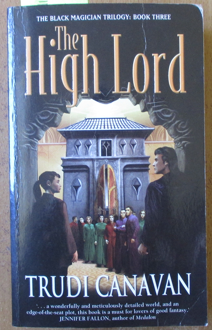 Image for High Lord, The: The Black Magician Trilogy (#3)