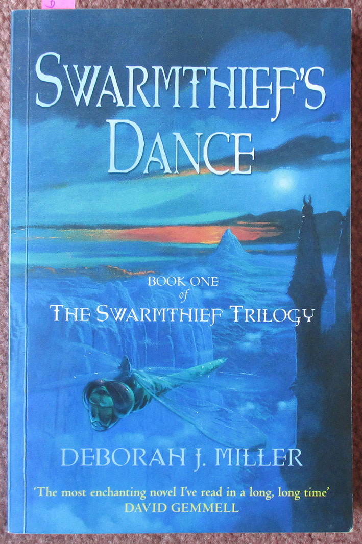 Image for Swarmthief's Dance: The Swarmthief Trilogy (#1)