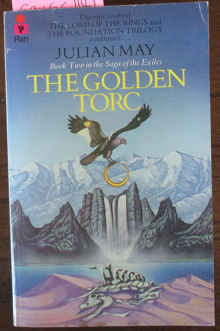 Image for Golden Torc, The: Saga of the Exiles (#2)