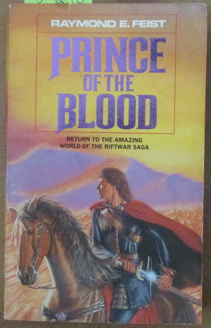 Image for Prince of the Blood