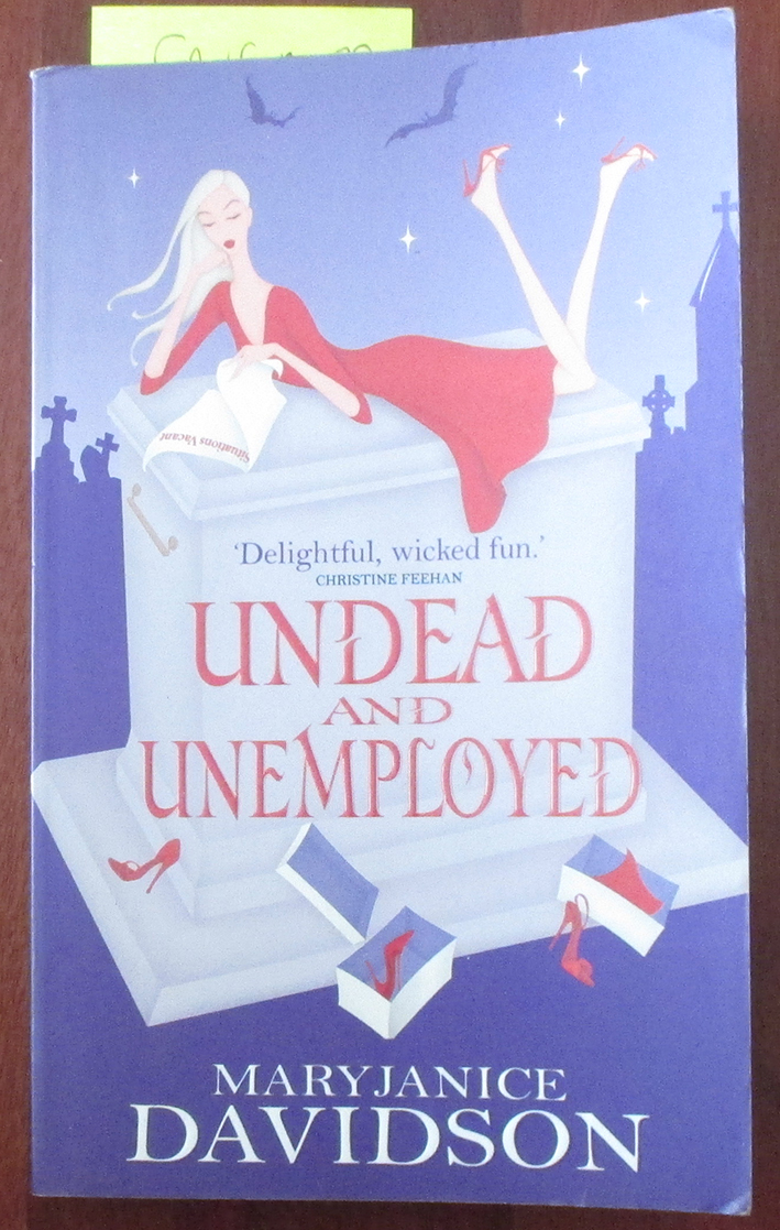 Image for Undead and Unemployed