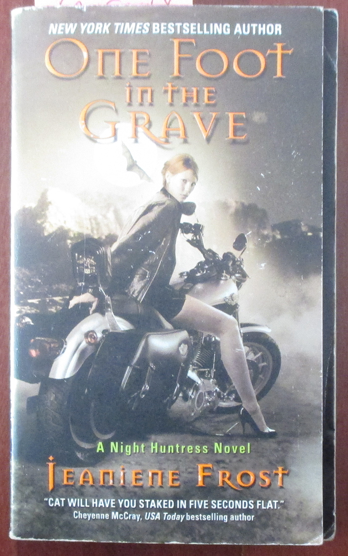 Image for One Foot in the Grave: A Night Huntress Novel