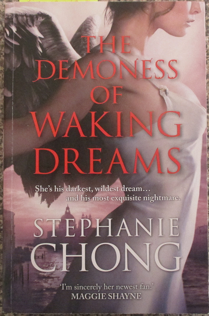 Image for Demoness of Waking Dreams, The: A Company of Angels Novel